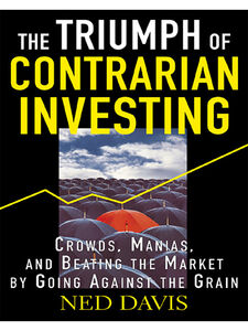 Ebook in inglese The Triumph of Contrarian Investing Davis, Ned