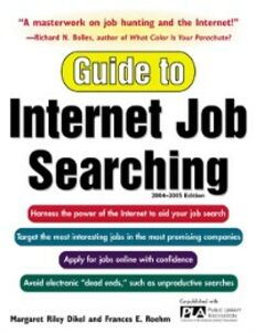Foto Cover di Guide to Internet Job Searching 2004-2005, Ebook inglese di Margaret Dikel, edito da McGraw-Hill Education