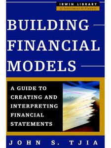Ebook in inglese Building Financial Models Tjia, John S.
