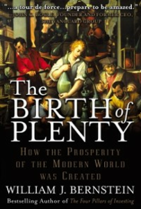 Ebook in inglese Birth of Plenty: How the Prosperity of the Modern World was Created Bernstein, William J.