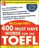 400 Must-Have Words for