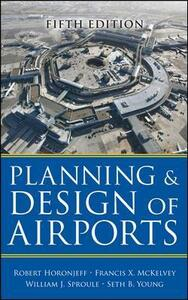 Planning and design of airports - copertina