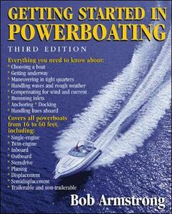 Getting Started in Powerboating - Robert Armstrong - cover