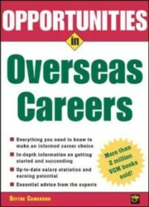 Ebook in inglese Opportunities in Overseas Careers Camenson, Blythe