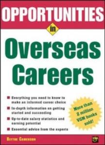 Ebook in inglese Opportunities in Overseas Careers Camenson, Blythe