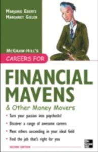Ebook in inglese Careers for Financial Mavens & Other Money Movers Eberts, Marjorie , Gisler, Margaret
