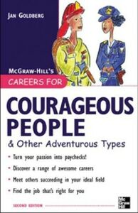 Ebook in inglese Careers for Courageous People & Other Adventurous Types Goldberg, Jan