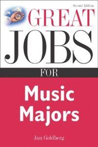 Ebook in inglese Great Jobs for Music Majors Goldberg, Jan
