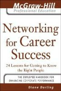 Networking for Career Success - Diane Darling - cover