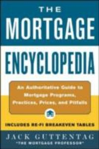 Ebook in inglese Mortgage Encyclopedia Guttentag, Jack