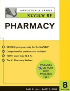 Ebook in inglese Appleton & Lange Review of Pharmacy (Book) Hall, Gary , Reiss, Barry