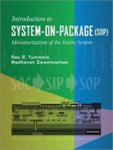 System on Package: Miniaturization of the Entire System - Rao Tummala - cover