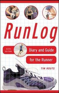 RunLog - Tim Houts - cover