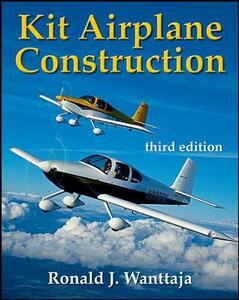 Kit Airplane Construction - Ron Wanttaja - cover