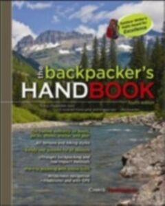 Ebook in inglese THE BACKPACKER'S HANDBOOK Townsend, Chris