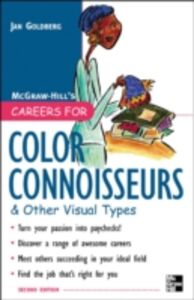 Ebook in inglese Careers for Color Connoisseurs & Other Visual Types, Second edition Goldberg, Jan