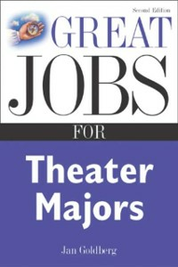 Ebook in inglese Great Jobs for Theater Majors, Second edition Goldberg, Jan