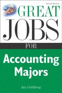 Ebook in inglese Great Jobs for Accounting Majors, Second edition Goldberg, Jan