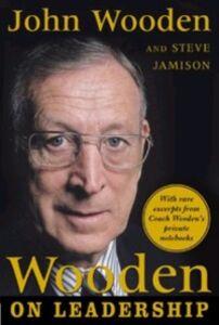 Ebook in inglese Wooden on Leadership Wooden, John