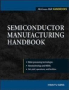 Ebook in inglese Semiconductor Manufacturing Handbook Geng, Hwaiyu
