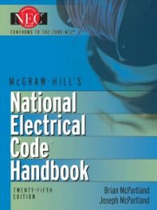 Foto Cover di National Electrical Code Handbook, Ebook inglese di Brian McPartland,Joseph McPartland, edito da McGraw-Hill Education