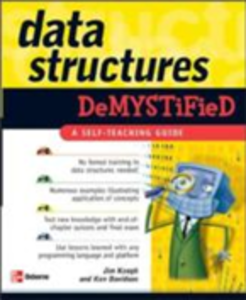 Ebook in inglese Data Structures Demystified Davidson, Ken , Keogh, Jim