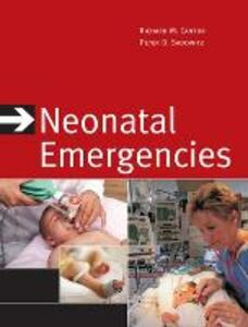 Libro Neonatal emergencies Richard Cantor , P. David Sadowitz
