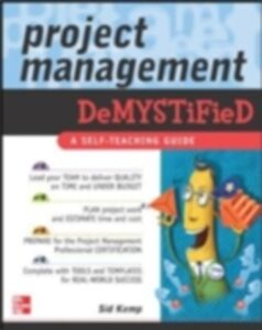 Ebook in inglese Project Management Demystified Kemp, Sid