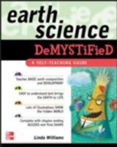 Ebook in inglese Earth Science Demystified Williams, Linda D.