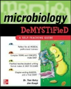 Ebook in inglese Microbiology Demystified Betsy, Tom , Keogh, Jim