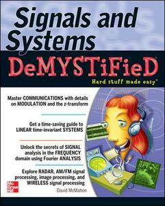 Signals & Systems Demystified - David McMahon - cover