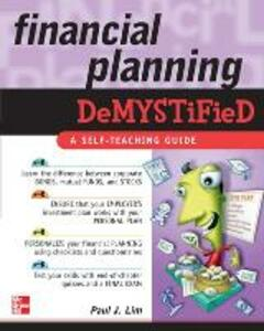 Financial Planning Demystified - Paul Lim - cover