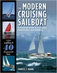 The Modern Cruising Sailboat - Charles J. Doane - cover