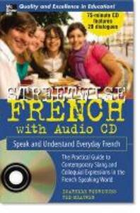 Streetwise French (Book + 1 CD) - Isabelle Rodrigues,Ted Neather - cover