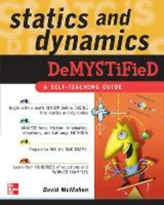 Statics and Dynamics Demystified - David McMahon - cover