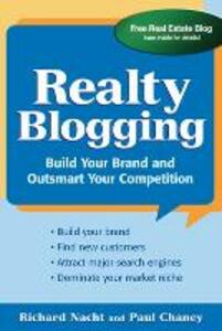 Realty Blogging - Richard Nacht,Paul Chaney - cover