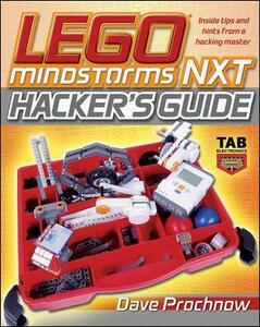 LEGO MINDSTORMS NXT Hacker's Guide - Dave Prochnow - cover