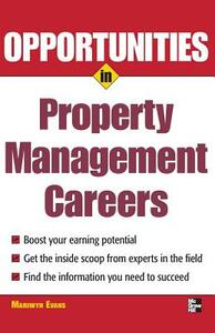 Opportunities in Property Management Careers - Mariwyn Evans - cover