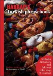 Harrap's Turkish Phrasebook - Harrap - cover