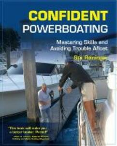 Confident Powerboating - Stu Reininger - cover
