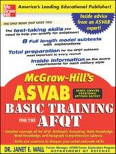 McGraw-Hill's ASVAB Basic Training for the AFQT