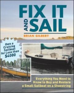 Ebook in inglese Fix It and Sail Gilbert, Brian