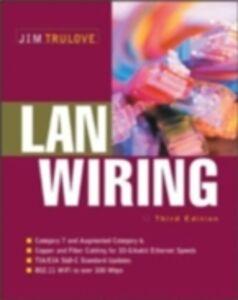Ebook in inglese LAN Wiring Trulove, James