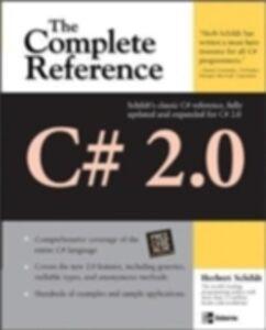 Ebook in inglese C# 2.0: The Complete Reference Schildt, Herbert