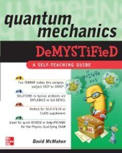 Ebook in inglese Quantum Mechanics Demystified McMahon, David