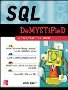 Ebook in inglese SQL Demystified Oppel, Andrew