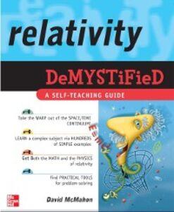 Foto Cover di Relativity Demystified, Ebook inglese di Paul Alsing,David McMahon, edito da McGraw-Hill Education