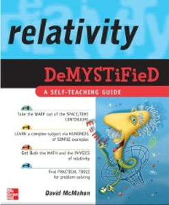 Ebook in inglese Relativity Demystified Alsing, Paul , McMahon, David