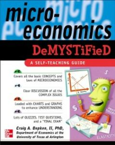 Ebook in inglese Microeconomics Demystified Depken, Craig