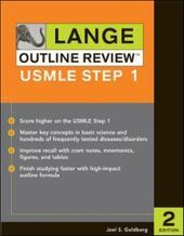Lange Outline Review: USMLE Step 1, Second Edition